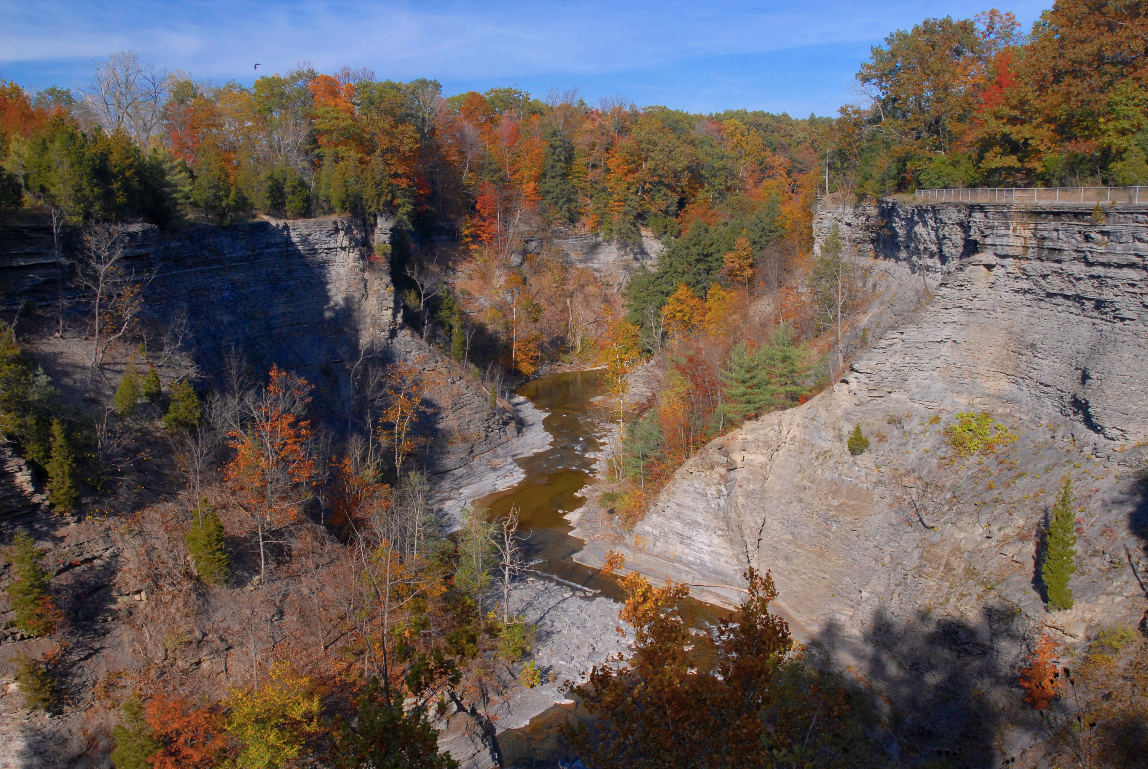Ithaca Trails - Taughannock Falls State Park